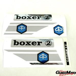 GMC0029 Kit adesivi per Piaggio BOXER 2
