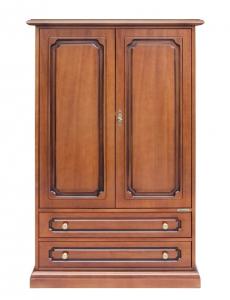 Armario multiuso estilo 2 puertas 2 cajones