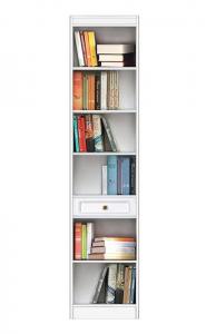Mueble estanteria modular con cajón