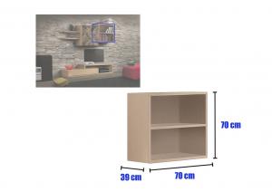Pared de salón, colección MixIT - opción 16