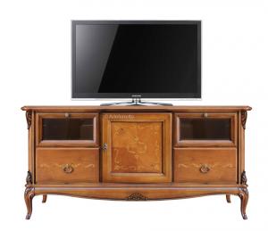 Mueble tv con marqueterías Armonia
