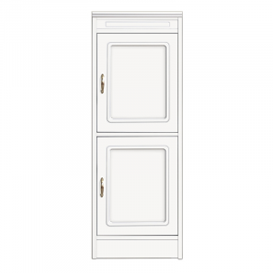 Colección Compos - Mueble apardor estrecho con 2 puertas