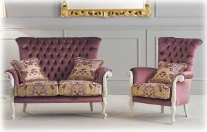 Sofa clásico Dolce Vita