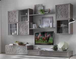 Muebles modulares de pared Atlanta