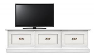 Mueble tv tres cajones aparador largo para salón