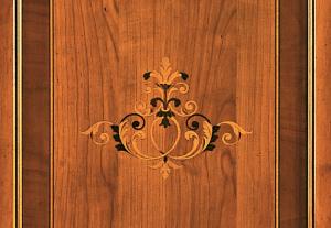 Grande armario clásico 4 puertas y 4 cajones
