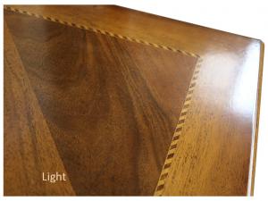 Mesa cuadrada extensible para comedor 100-200 cm
