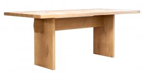 Mesa de comedor en roble macizo