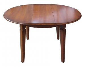 Mesa redonda 100 cm - extensible