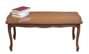 Mesa de centro auxiliar diseño clásico