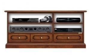 Mueble tv cajones estilo clásico
