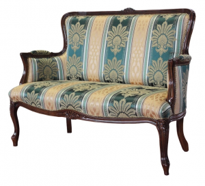 Sofa de estilo por el salón Eden