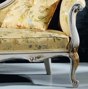 Sofa lujo Dormeuse Golden Luxury