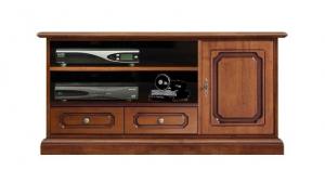 Mueble tv vanos anchos en madera resistente Supervan
