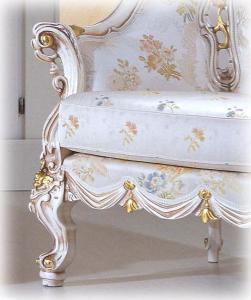 Sillón elegante de salón Dreaming