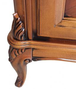 Aparador Armonía con detalles tallados y marquetería