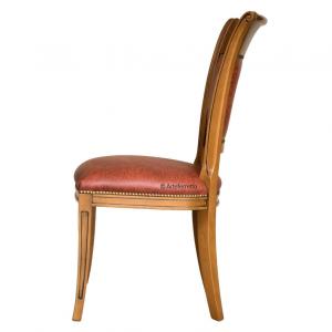 Silla estilo clásico en madera Charme