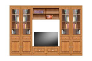 Mueble pared de salón