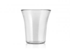 Bicchiere in vetro CL 27 cm.10,5h