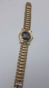 Orologio Burberrys London placcato oro, vendita online   OROLOGERIA BRUNI Imperia