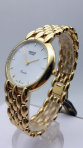 Orologio Kienzle dorato, vendita online | OROLOGERIA BRUNI Imperia