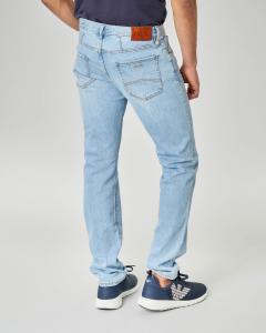 Jeans J13 lavaggio super stone wash slim fit