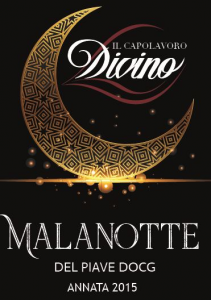 MALANOTTE  DEL PIAVE DOCG ANNATA 2015