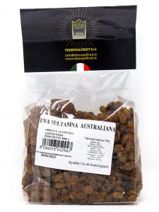 Uvetta sultanina australiana 250  gr