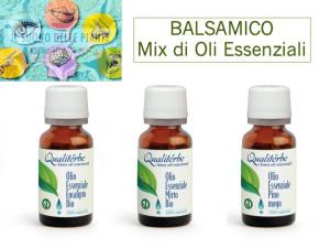 BALSAMICO Mix di oli essenziali
