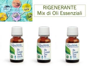 RIGENERANTE Mix di oli essenziali