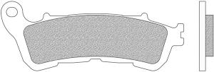 FD0536BE PASTIGLIE FRENO NEWFREN ANTERIORI/POSTERIORI METROPOLIS 400 PEUGEOT