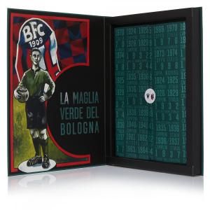 Bologna Fc MAGLIA GARA THIRD 2019/20 PERSONALIZZATA Bambino