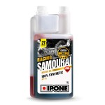 IP-SAMOURAI/1L OLIO MISCELA IPONE SAMOURAI 100% SINTETICO