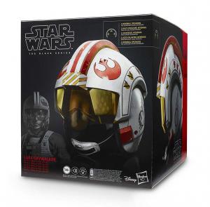 Star Wars Black Series Premium Electronic Helmet: Luke Skywalker Pilot by Hasbro