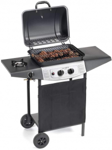 Barbecue gas double 4939