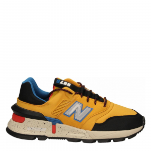 NB LIFESTYLE SUEDE/RIPSTOP
