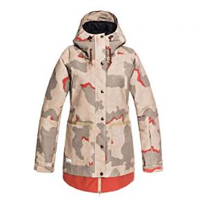 Giacca Snowboard DC W Riji Camouflage