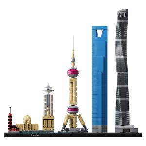 LEGO- Architecture Shanghai, 21039
