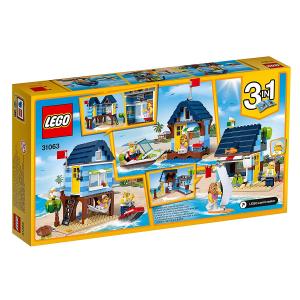 LEGO - Creator Vacanza al Mare, 31063