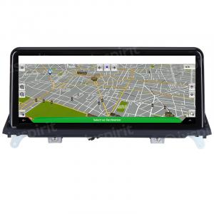 ANDROID 9.0 navigatore per BMW X5 E70, BMW X6 E71 2007-2010 Sistema originale CCC 10.25 pollici WI-FI GPS Bluetooth MirrorLink