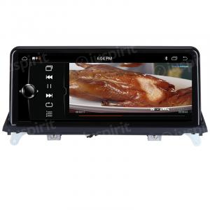 ANDROID 9.0 navigatore per BMW X5 E70, BMW X6 E71 2011-2013 Sistema originale CIC 10.25 pollici WI-FI GPS Bluetooth MirrorLink