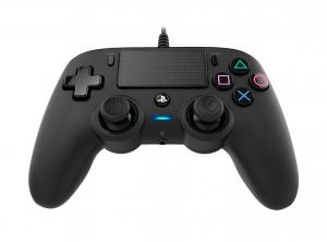 NACON PS4OFCPADBLACK periferica di gioco Nero Gamepad Analogico/Digitale PlayStation 4