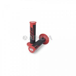 021662 MANOPOLE ROSSE NERE PROTAPER MOTOCROSS ENDURO SUPER MOTARD