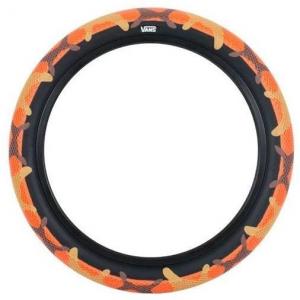 Cult X Vans Waffle Tire | Orange Camo