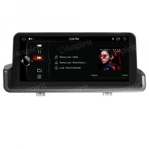 ANDROID 9.0 navigatore per BMW Serie 3 E90 E91 E92 E93 2006-2012 10.25 pollici WI-FI GPS Bluetooth MirrorLink