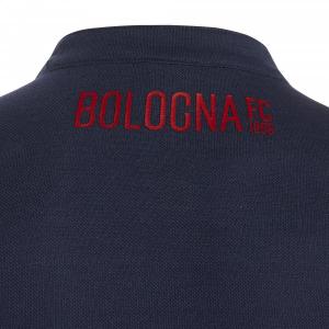 Bologna Fc POLO PIQUET BLU 2019/20 Bambino