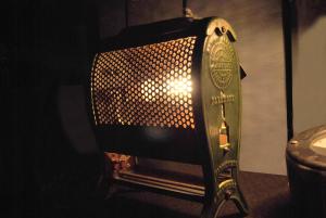 Lampada da tavolo industriale
