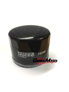 22TR184 FILTRO OLIO TROFEO SCOOTER CON MOTORE PIAGGIO 400>500 CC (HF184)