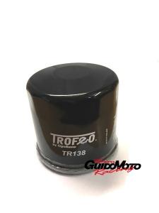 22TR138 FILTRO OLIO TROFEO 138 MOTO SCOOTER SUZUKI 250>1800 (HF138)