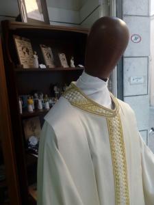 Casula Solenne Avorio Atelier Sirio
